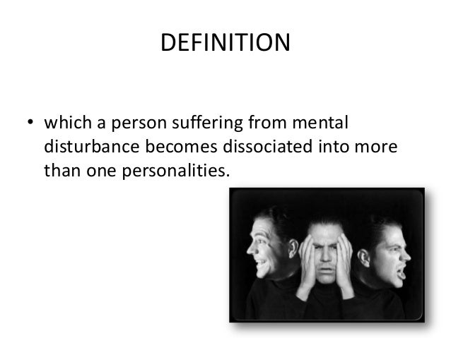 the history and symptoms of multiple personality disorder So get ready, because these are 25 important things to know about multiple personality disorder subscribe to list25 feature image: 04mukti via zhwikipediaorg 25  yet men are more likely to have more violent behavior and deny symptoms or a history of abuse.
