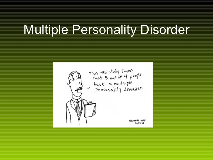 dissociative identity disorder case study paula In this lesson we explore dissociative identity disorder and the controversy of multiple personalities dissociative disorders: oxygenation & nursing case study.