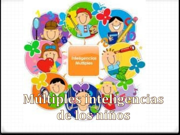 Multiples inteligencias niños