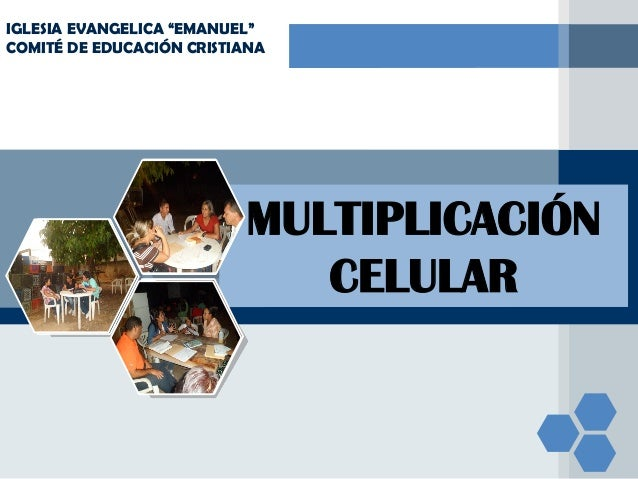 Multiplicación celular