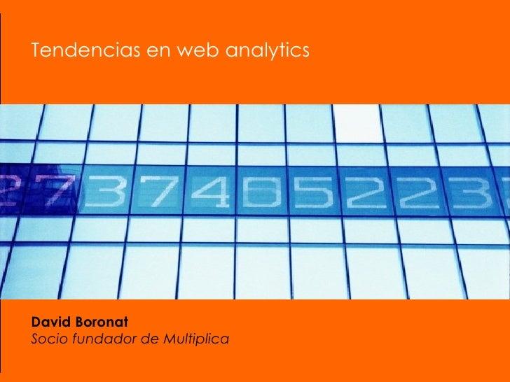 Multiplica.Tendenciasenwebanalytics