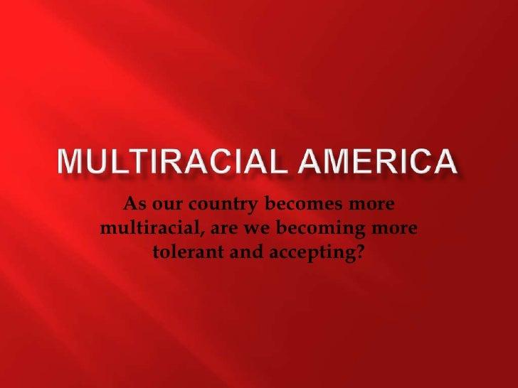 Multiracial america(atom) RED