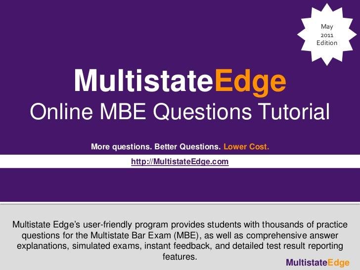Multistate Edge Tutorial