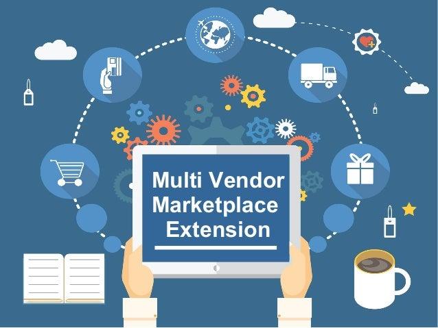 virtual multi vendor marketplace