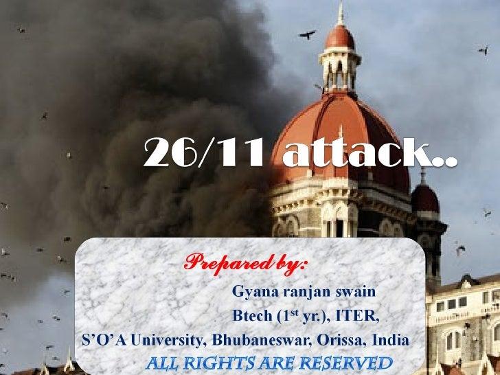 Mumbai Attack by Gyana iter