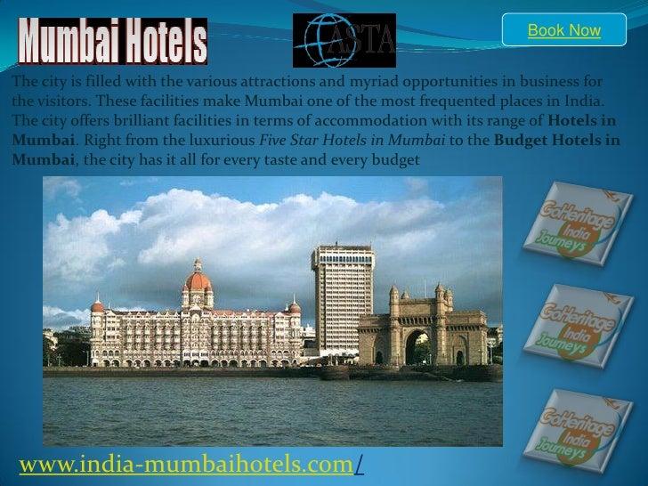 Downlaod India Mumbai Hotels and Mumbai Hotel Booking, Review, Travel Information Guide