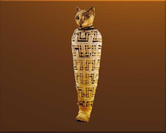 Mummies and coffins in ancient Egypt