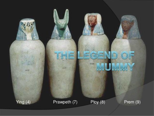 Ying (4)  Prawpeth (7)  Ploy (8)  Prem (9)