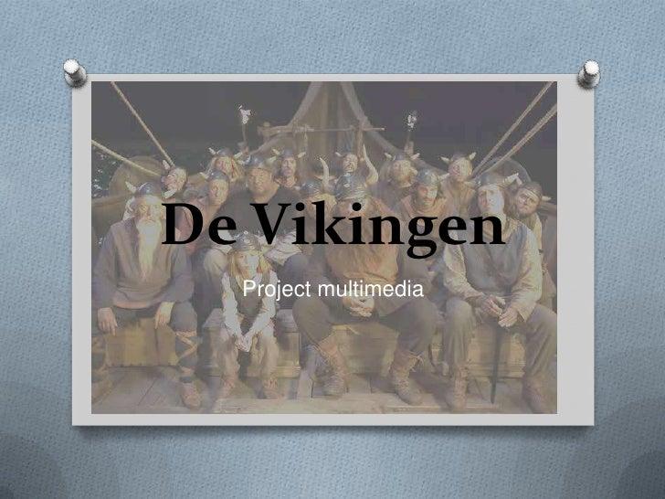 De Vikingen  Project multimedia