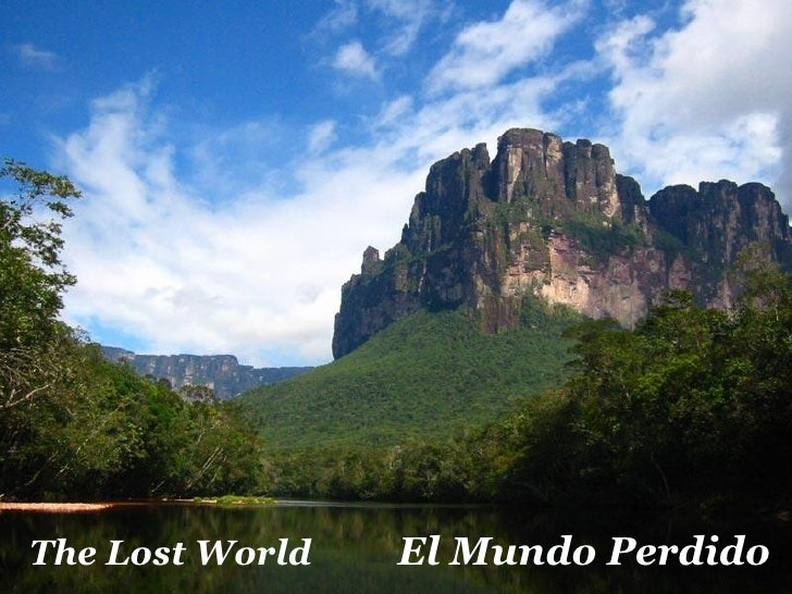 El Mundo Perdido The Lost World