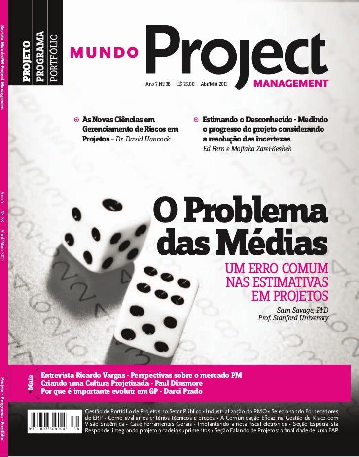 Entrevista Revista Mundo PM com Ricardo Vargas.