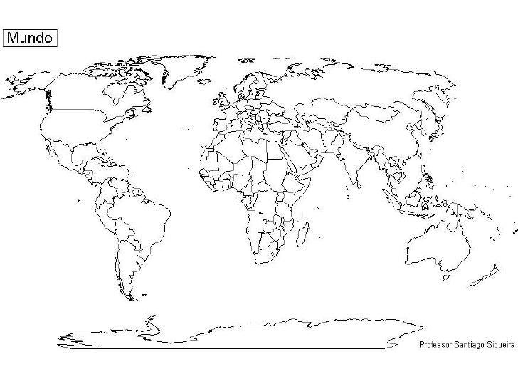 Mundua eta kontinenteak mutuak