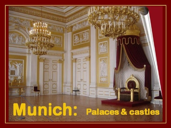 Munich (Palaces & Castles)