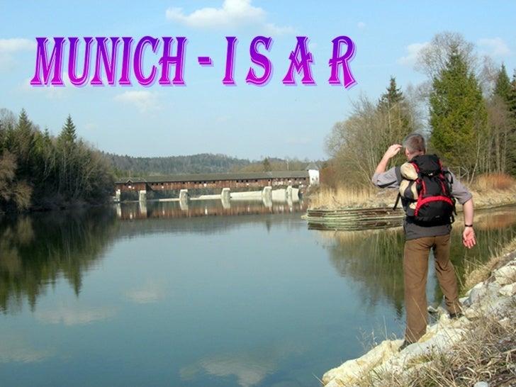 MUNICH - I S A R