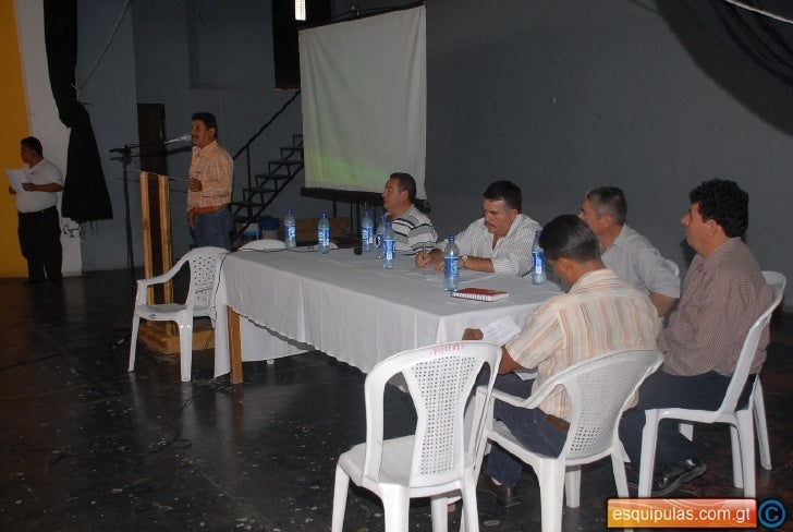 Municipalidad Informe