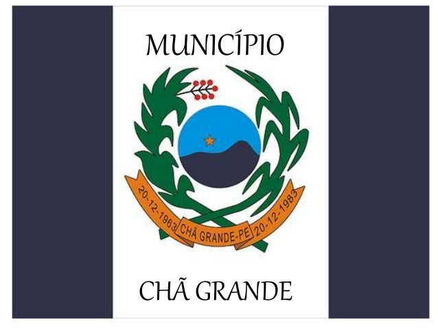 MUNICÍPIO CHÃ GRANDE