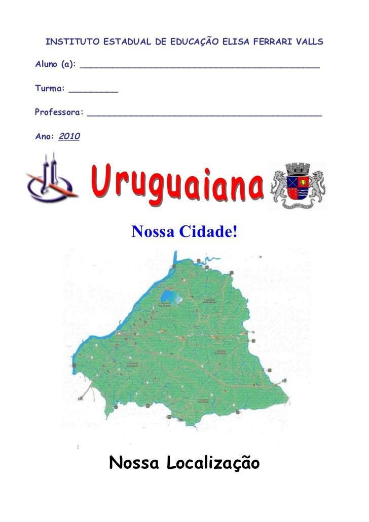 Município de uruguaiana