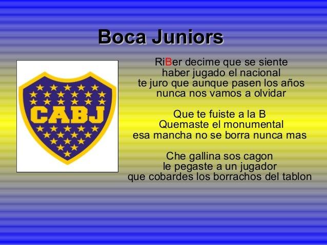 Boca Juniors RiBer decime que se siente haber jugado el nacional te juro que aunque pasen los años nunca nos vamos a olvid...
