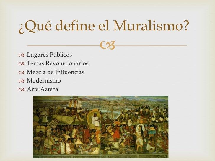 Muralismo mexicano muralismo mexicano for Muralisme mexicain