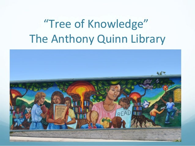 Murals of los angeles for Anthony quinn mural