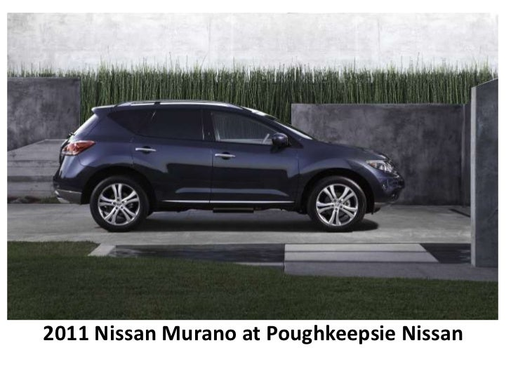 2011 Nissan Murano at Poughkeepsie Nissan<br />