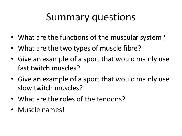 functions of the muscular system Muscles have a range of functions from pumping blood and supporting   together, skeletal muscles and bones are called the musculoskeletal system ( also.