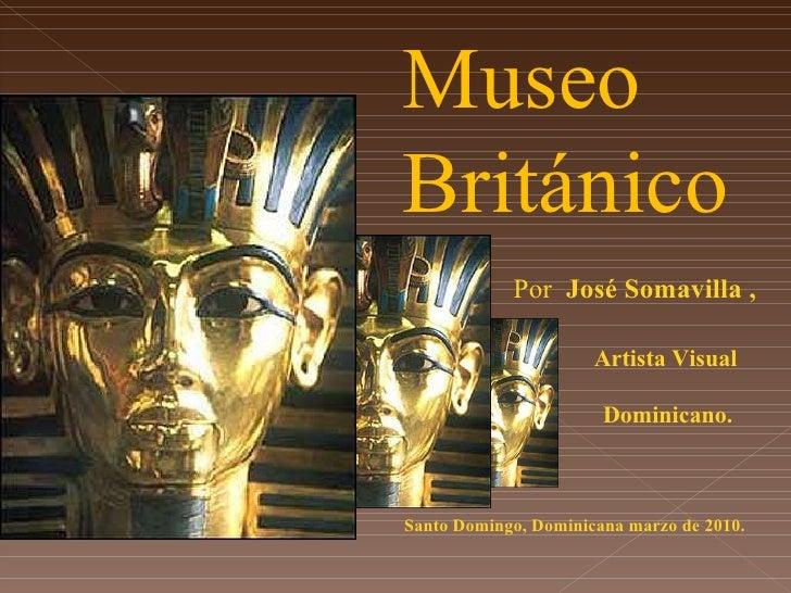 <ul><ul><ul><li>Por  José Somavilla ,  </li></ul></ul></ul><ul><ul><ul><li>Artista Visual  </li></ul></ul></ul><ul><ul><ul...