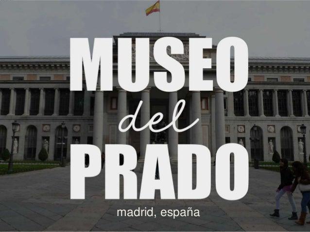 Museo del prado,  neoclásismo