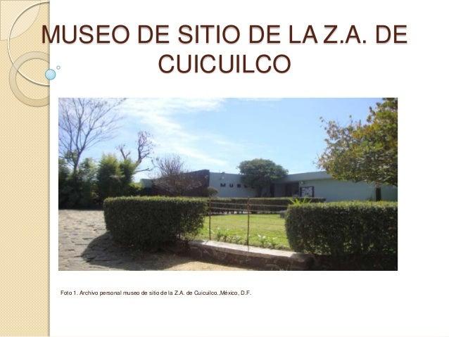 Museo de sitio de la z