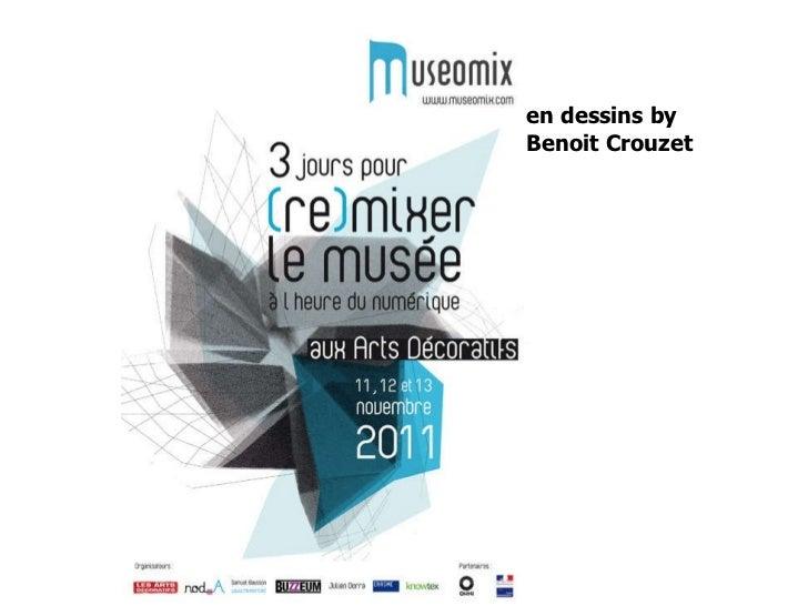 Museomix en dessins