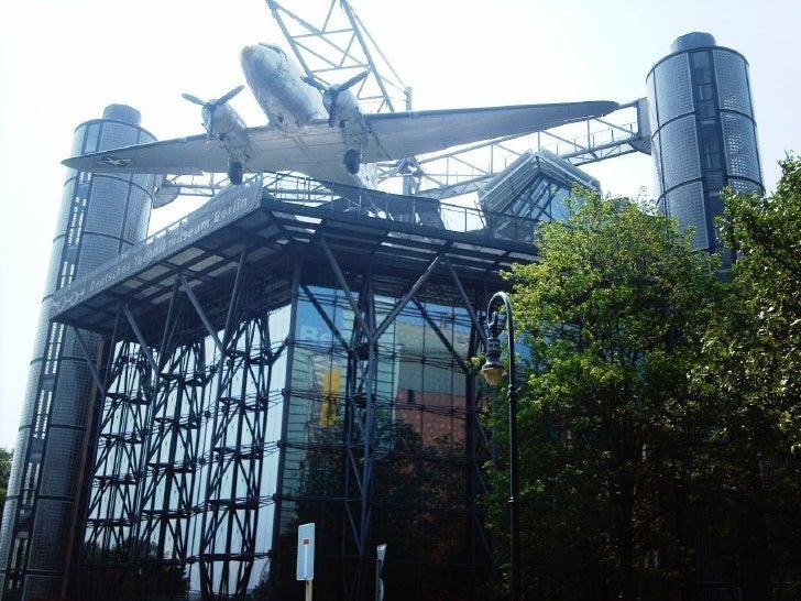 Museum Of Technology, Berlin