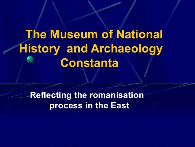 Museum Of National History And Archaeology Constanta