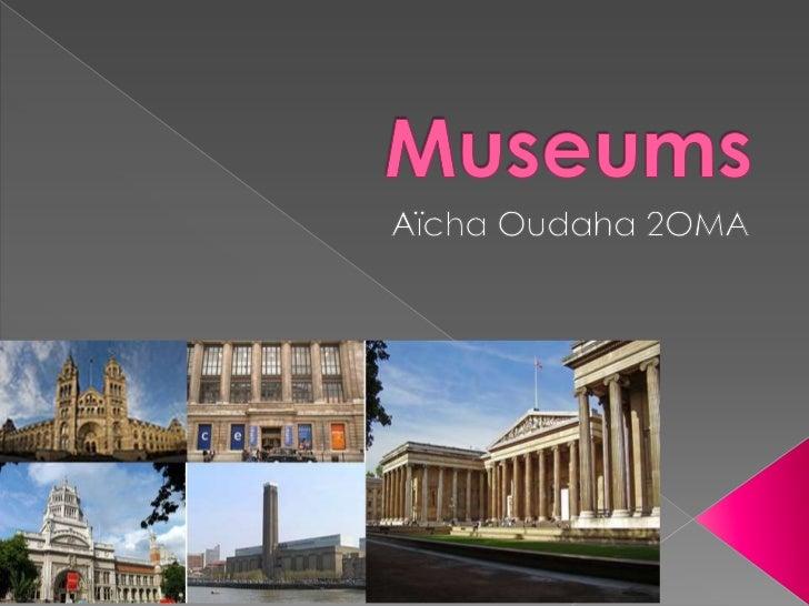 Tate modern and British museum