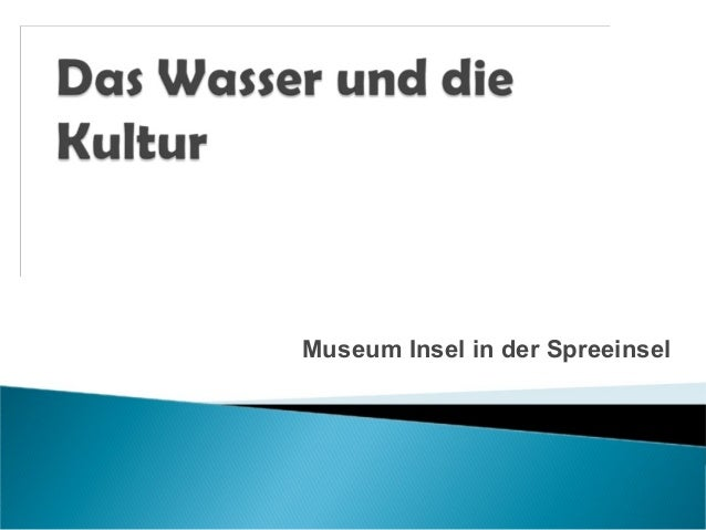 Museum Insel in der Spreeinsel
