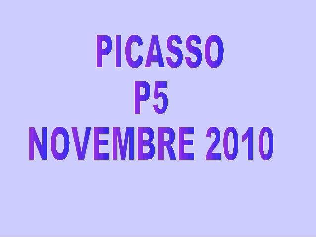 Museu picasso 2010