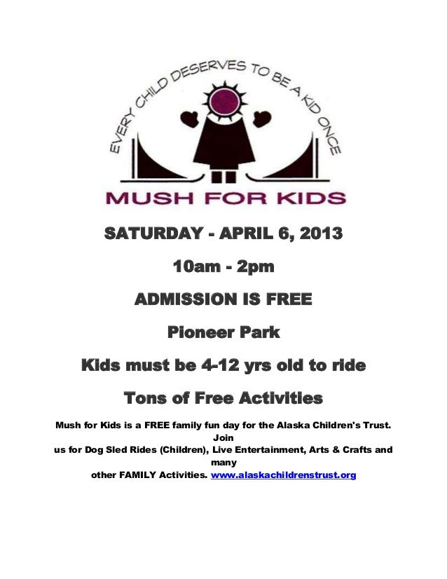 SATURDAY - APRIL 6, 2013                        10am - 2pm                ADMISSION IS FREE                       Pioneer ...