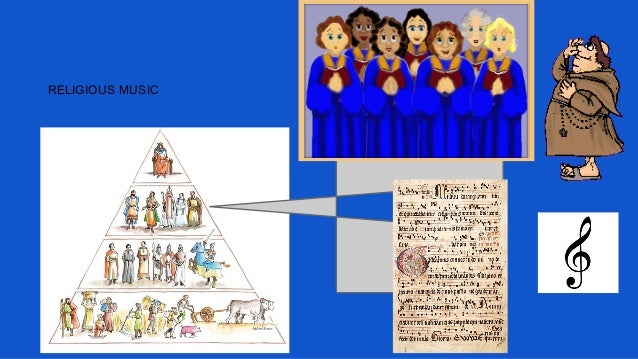 Religious music in the Middle Ages