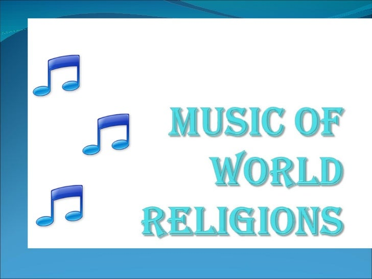 Music Of World Religions