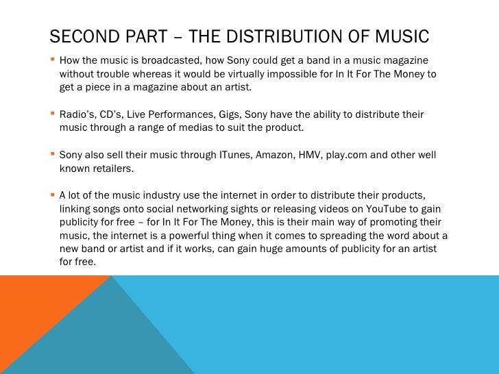 music producing essay