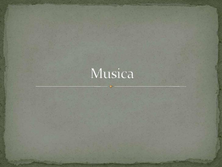 Musica<br />