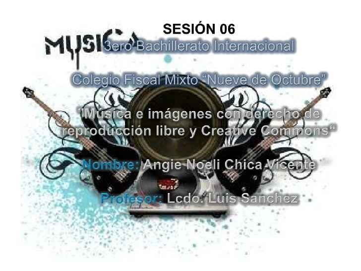Musica e imagenes libres