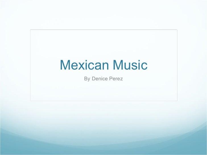 Musicamex
