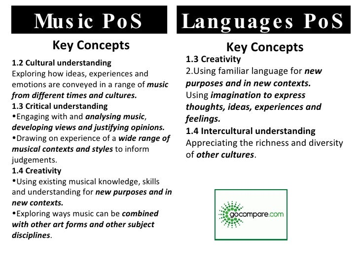 Music And Languages Nsc Pos Go Compare