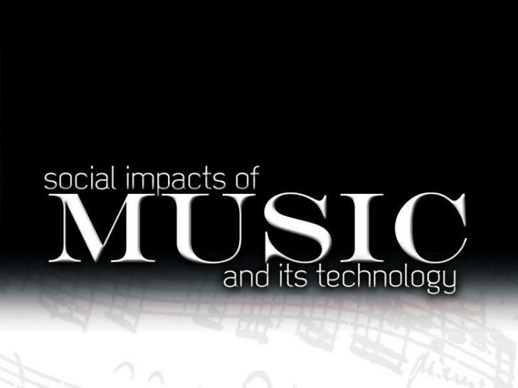 Music and technology presentation