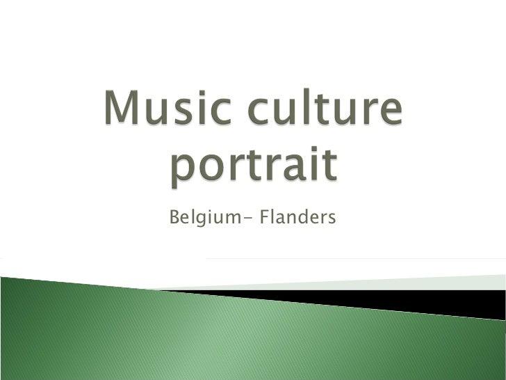 Belgium- Flanders