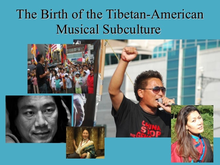 The Birth of the Tibetan-American Musical Subculture