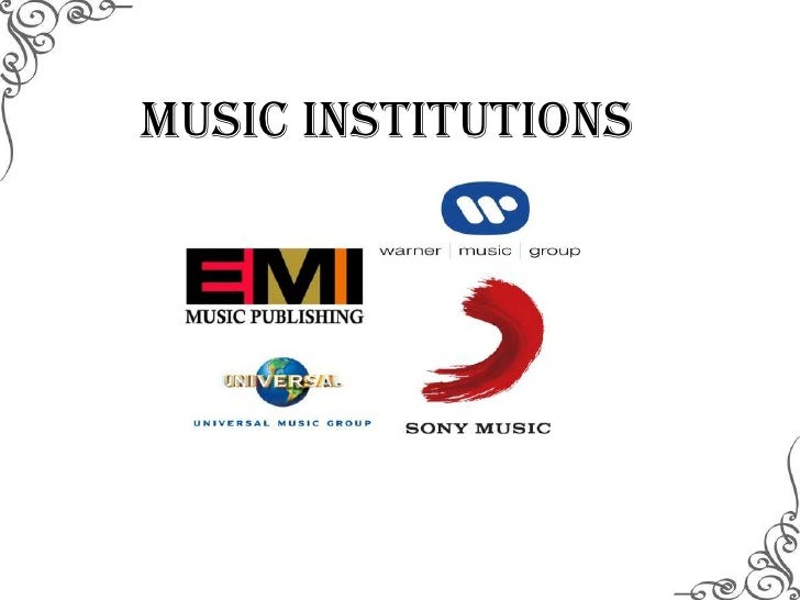 Music Institutions <br />