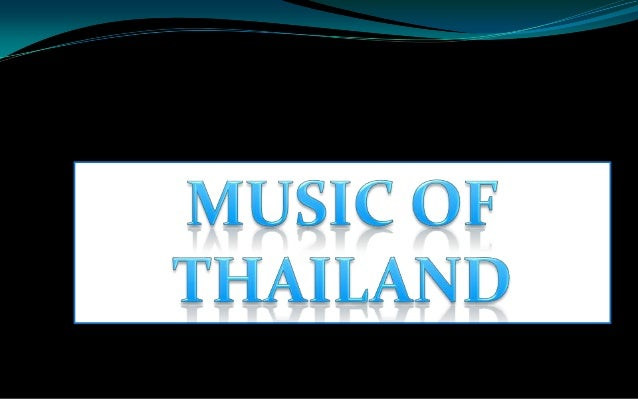 THE TONAL SYSTEM OF THAI MUSIC IS SIMILAR TO THE PENTATONIC SCALE OF CHINA It is composed of seven tones but they usually ...
