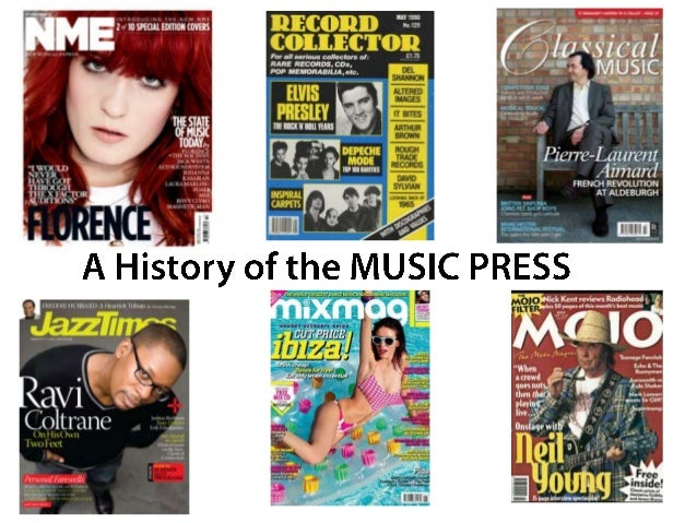 • Billboard Magazine was one of  the first publications devoted  to the music industry.• The first issue was printed in  1...