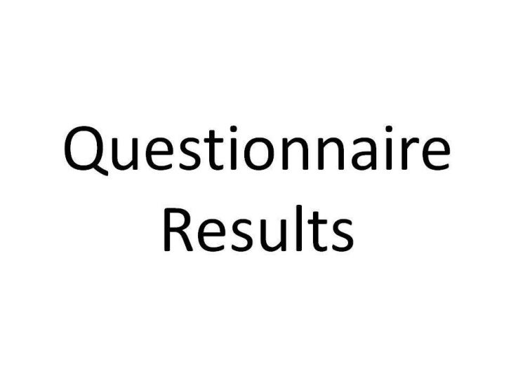 Music results